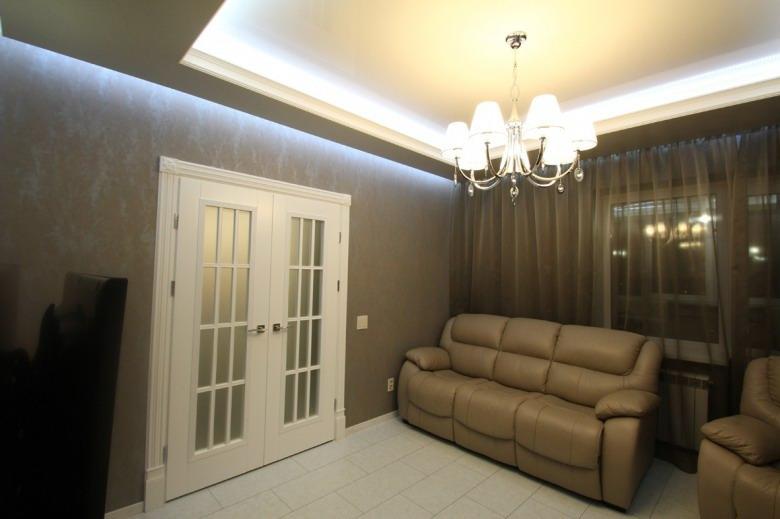 Дизайн интерьера комнаты в стиле Арт-деко